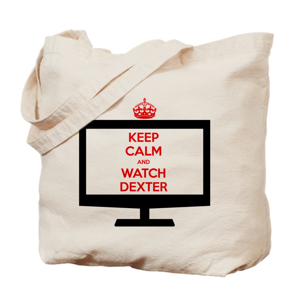 Keep Calm and Watch Dexter Tote Bag