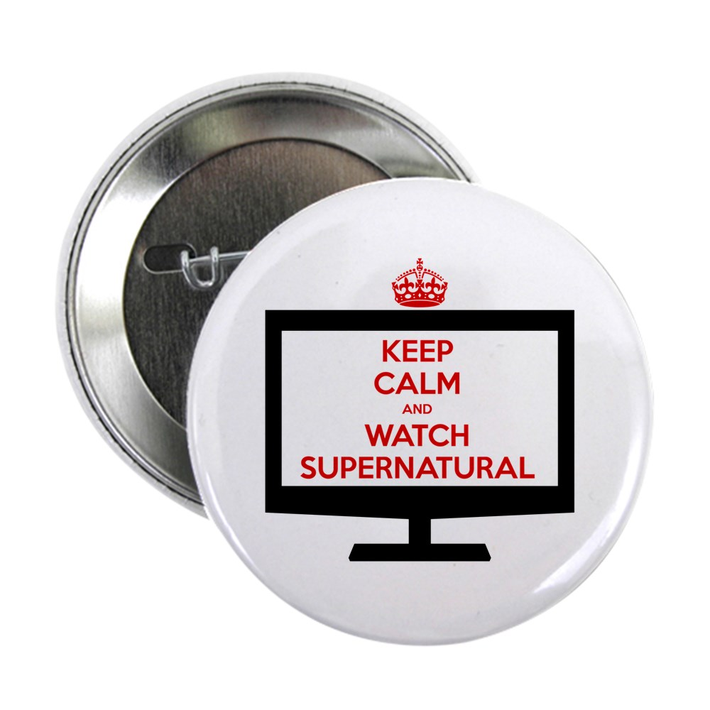 Keep Calm and Watch Supernatural 2.25