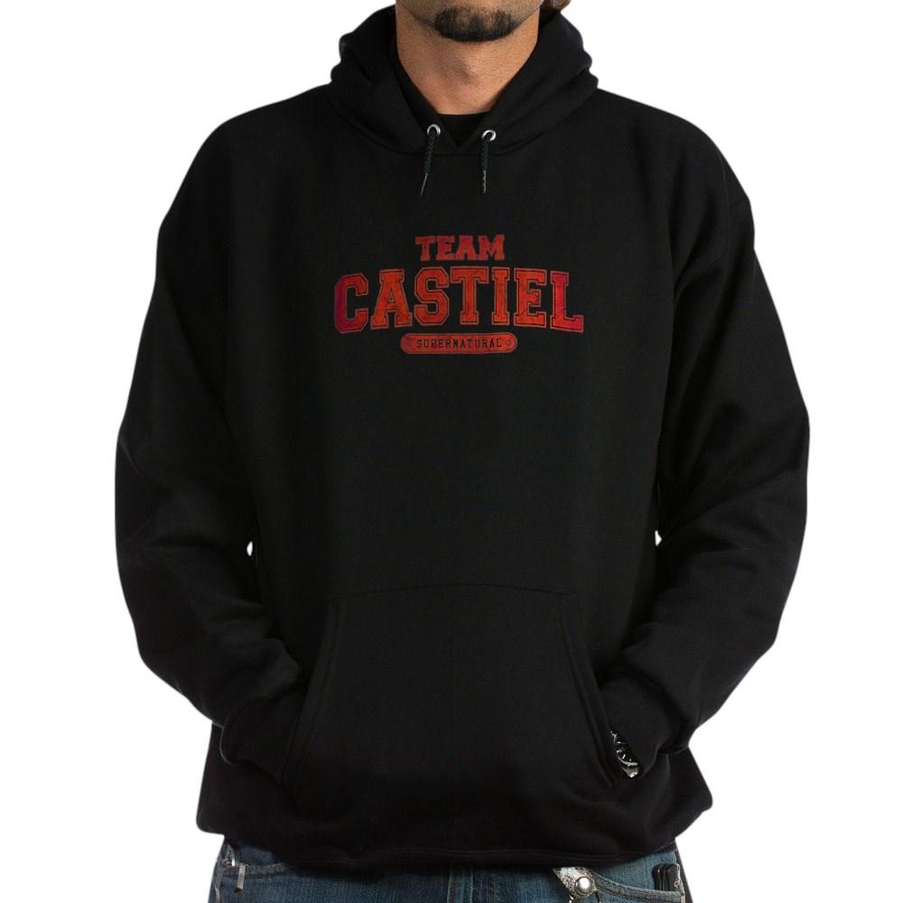 Supernatural Team Castiel Dark Hoodie