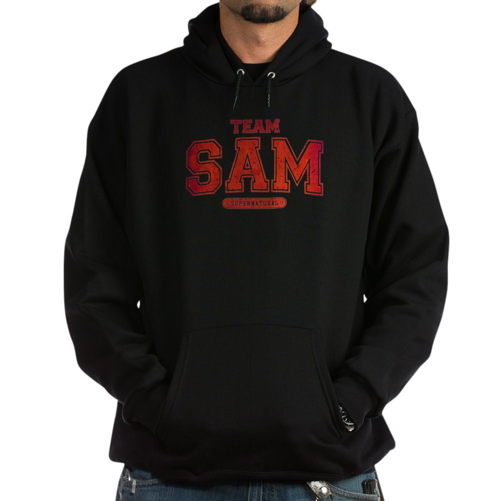 Supernatural Team Sam Dark Hoodie