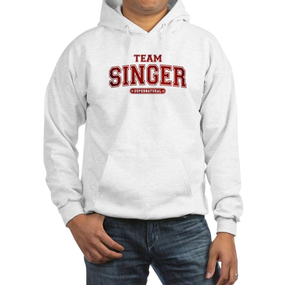 Supernatural Team Singer Hooded Sweatshirt