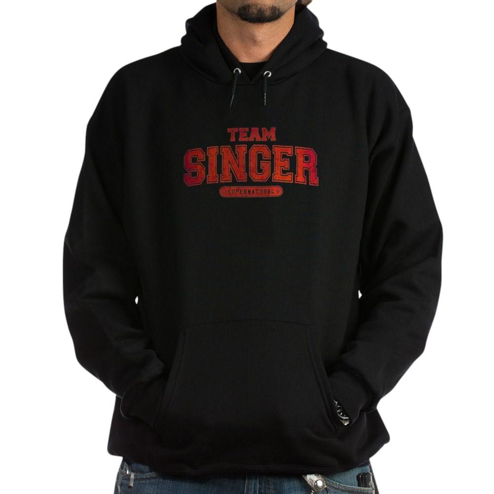 Supernatural Team Singer Dark Hoodie