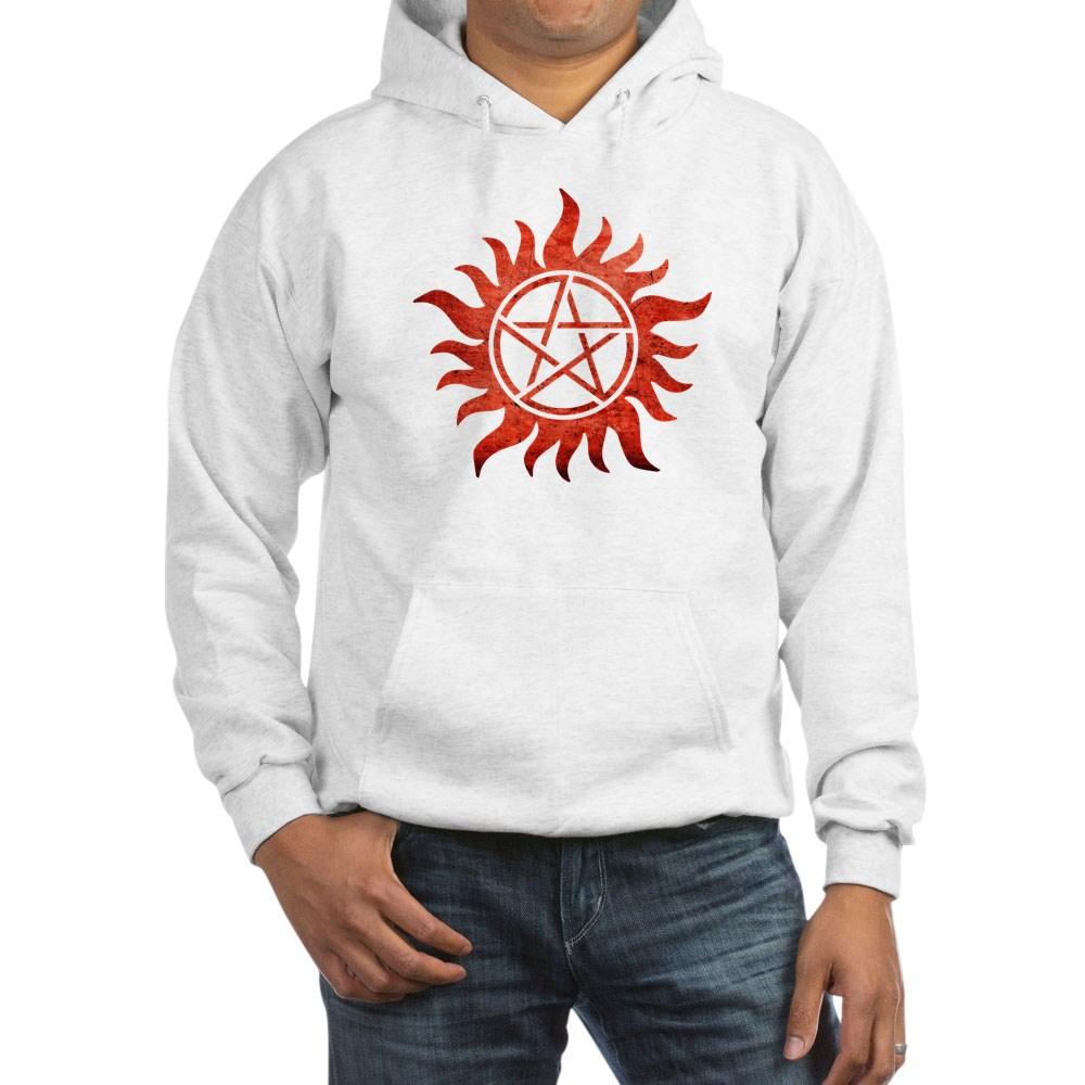 Supernatural Anti-Possession Tattoo Hooded Sweatshirt