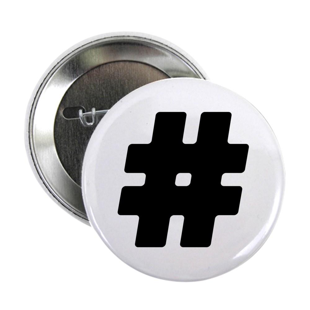 Black #Hashtag 2.25
