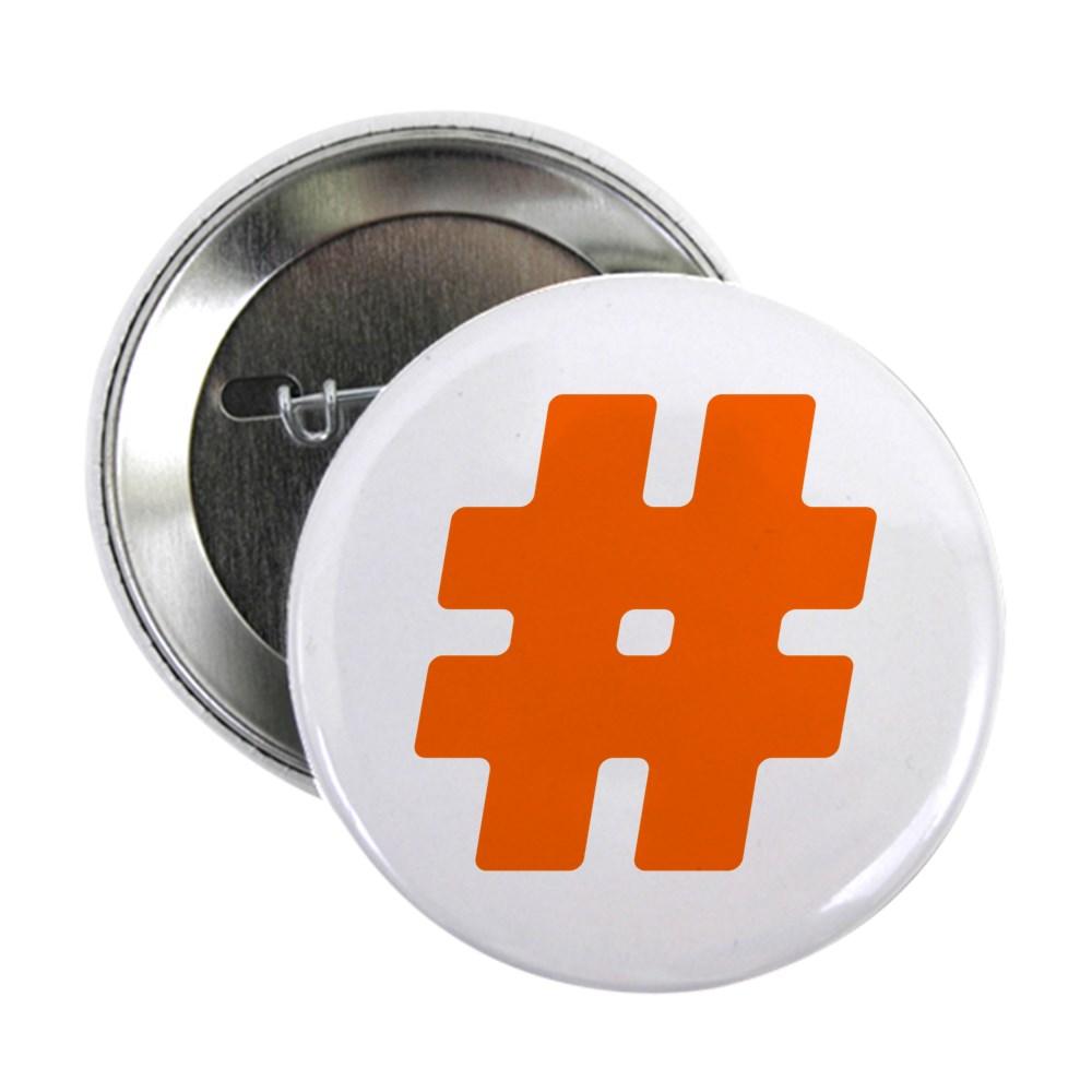 Orange #Hashtag 2.25