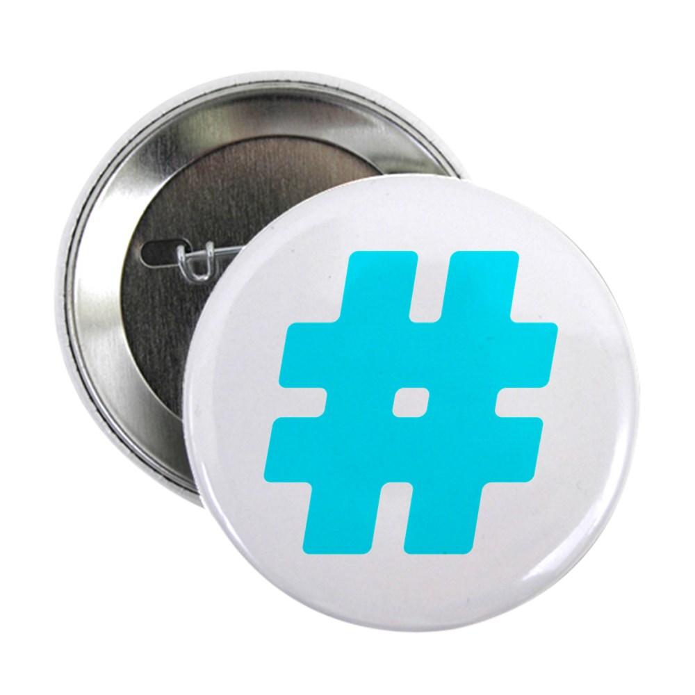Turquoise #Hashtag 2.25
