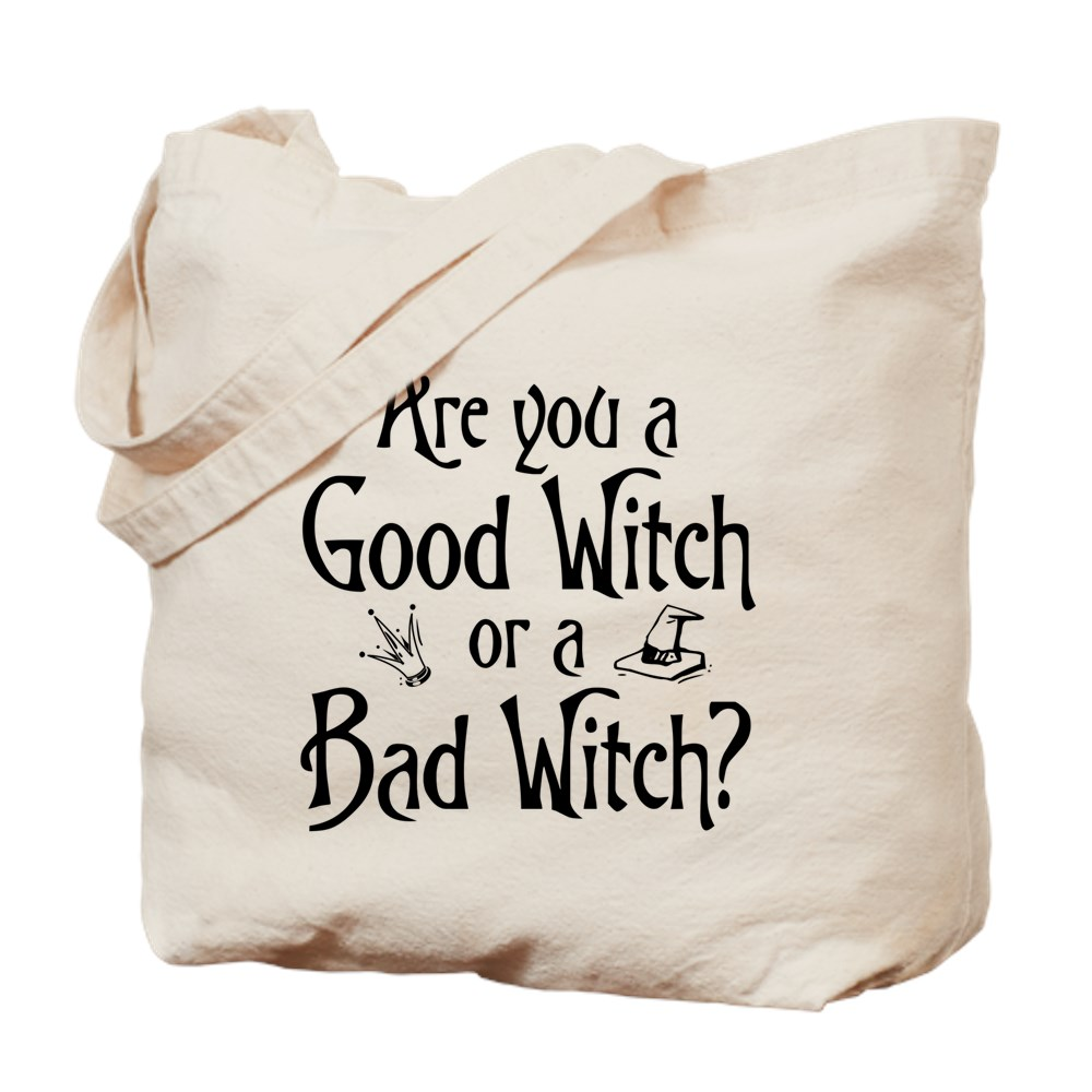 Are You a Good Witch or a Bad Witch Tote Bag