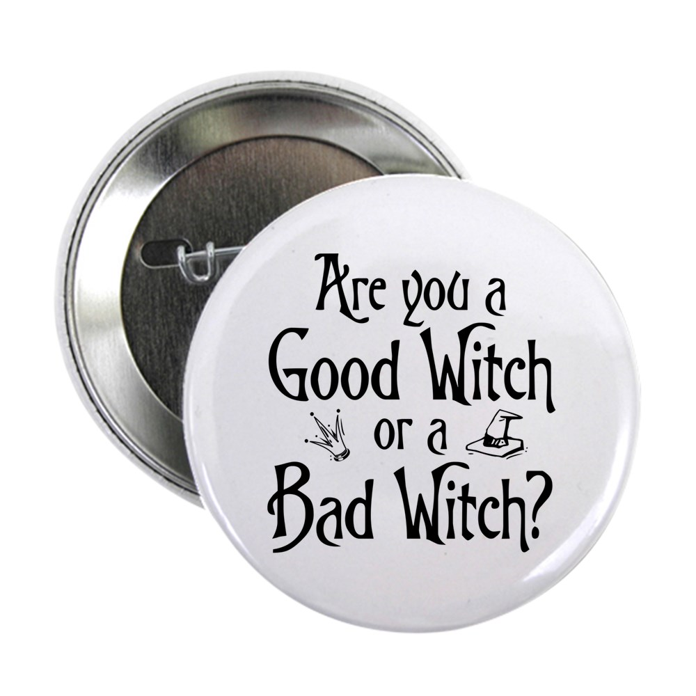 Are You a Good Witch or a Bad Witch 2.25