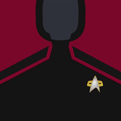 Star Trek: PIC Command Red Uniforms - 2380s