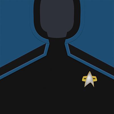 Star Trek: PIC Science/Medical Uniforms - 2380s