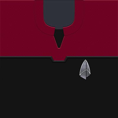 Star Trek: PIC Command Red Uniforms - 2390s