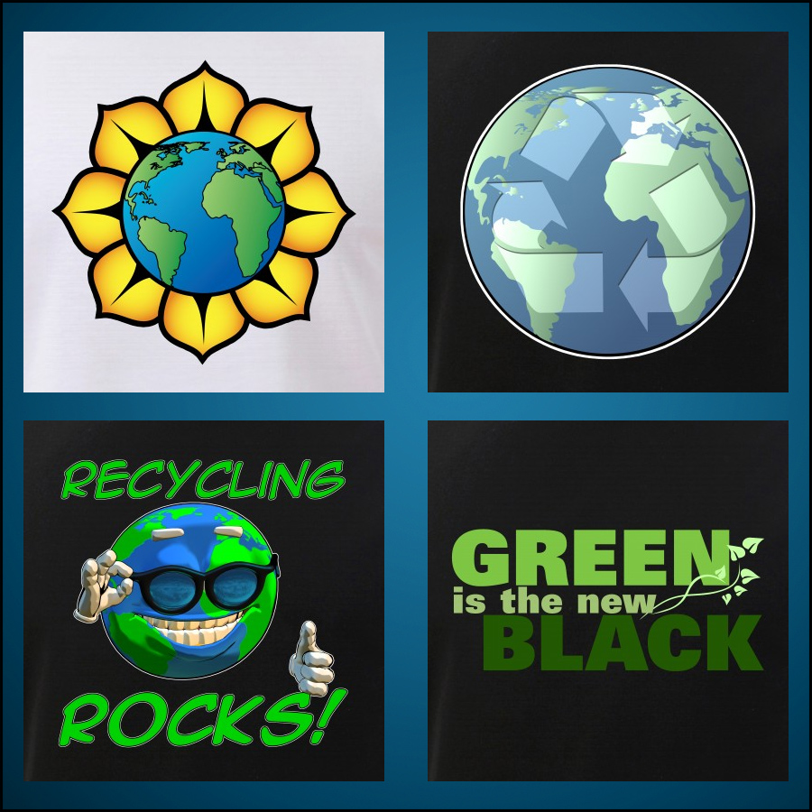 Earth Day & Going Green