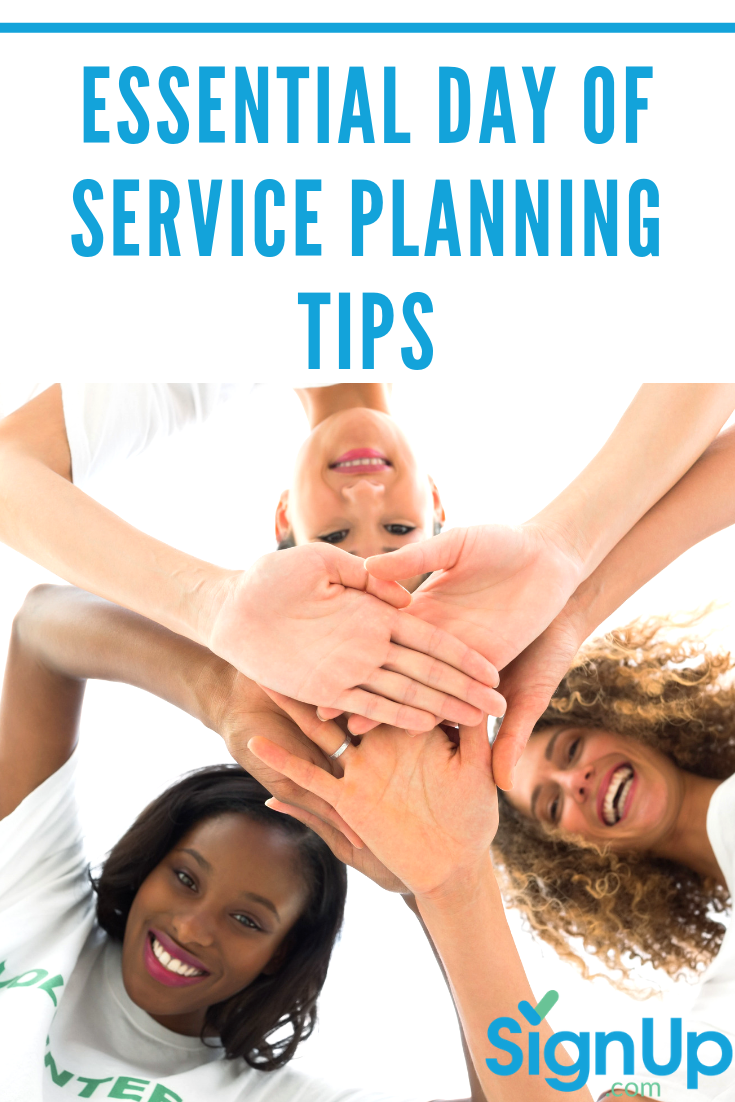 Essential Day of Service Planning Tips for NonProfits