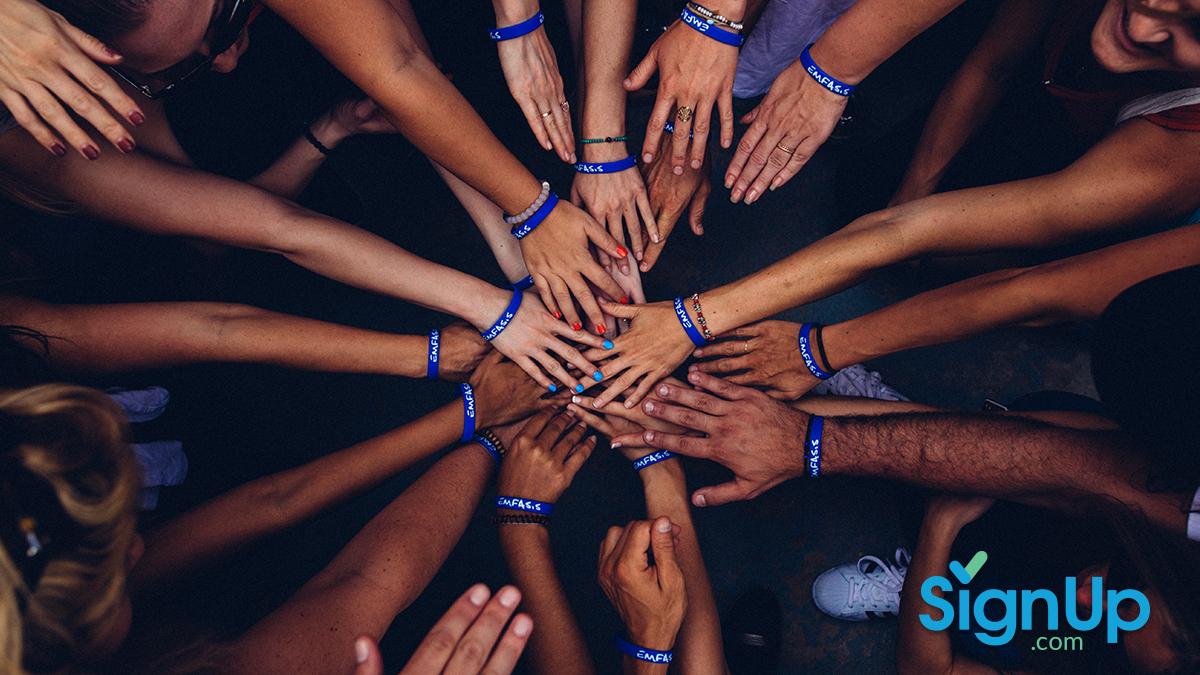 Volunteering as a group or team