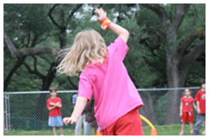 Obstacle Course Race - Classic Field Day Games