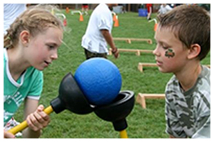 Plunger Challenge - Field Day Games & Activities