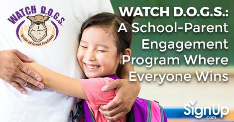 Watch DOGS: School Parent Engagement program