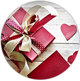 Three Ways to Organize Valentine's Gifts for Teachers