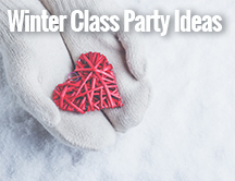 Winter Holiday Classroom Celebrations
