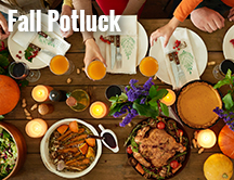 Fall Potluck Planning Center