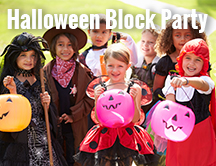 Plan a Halloween Block Party for your Neighborhood
