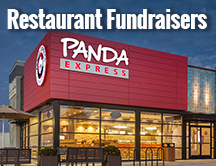 Restaurant Fundraisers for your organization or parent teacher group