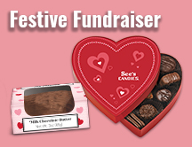 Sweet and Stress Free Valentines Day Fundraiser