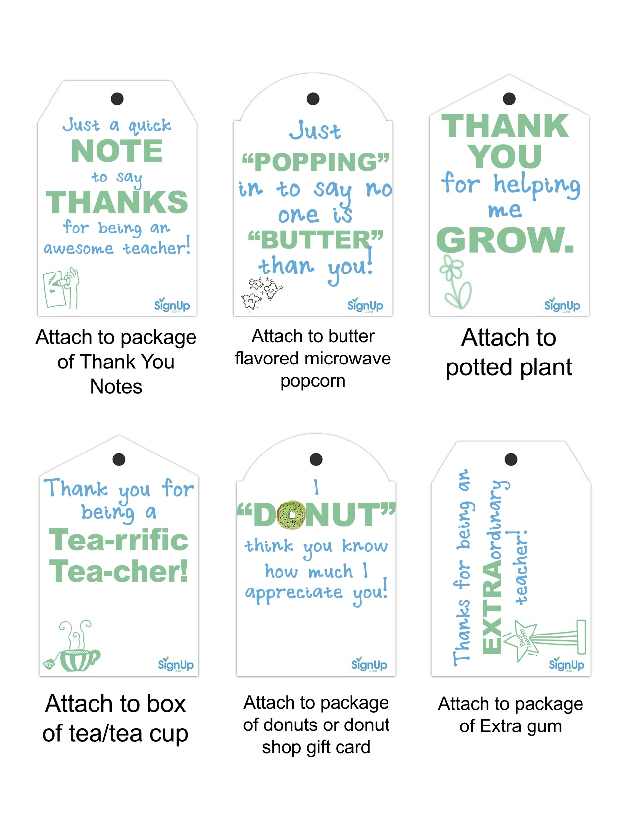photograph about Extra Gum Teacher Appreciation Printable known as Totally free Instructor Appreciation Printables