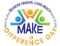 Belmont Heights Make a Difference Day