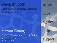 Marion Co Community Homeless Connect