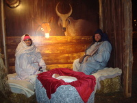 Good News for all People - Live Nativity