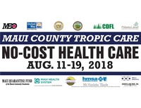 MAUI COUNTY TROPIC CARE 2018