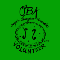 Oregon Bluegrass Association Volunteers