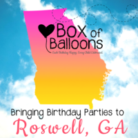 Box of Balloons Roswell, GA Chapter