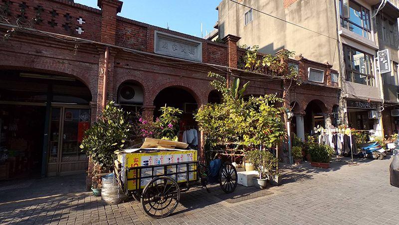 靜謐且富有人情的桃園新民老街 -《第一屆回桃看藝術節》重要活動街區。