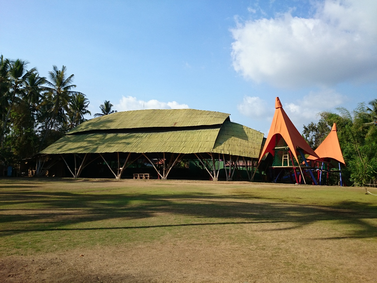 綠色學校−峇里島總部