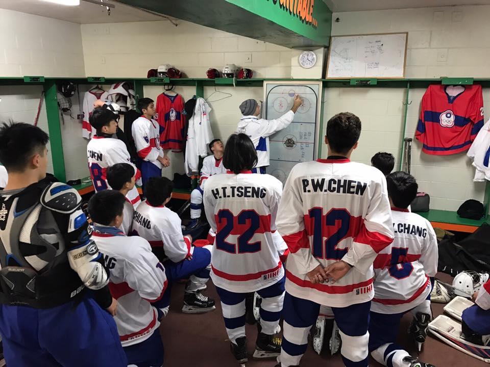 圖片取自 Samuel's Ice Hockey travel 粉絲專頁