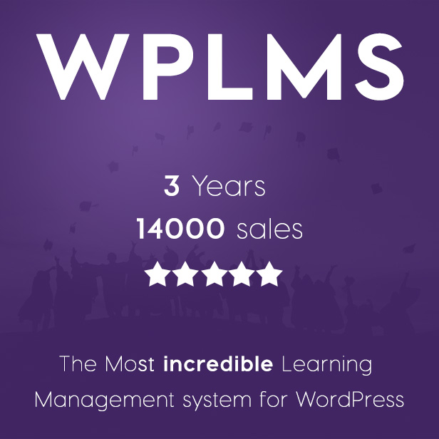 WPLMS Education WordPress theme