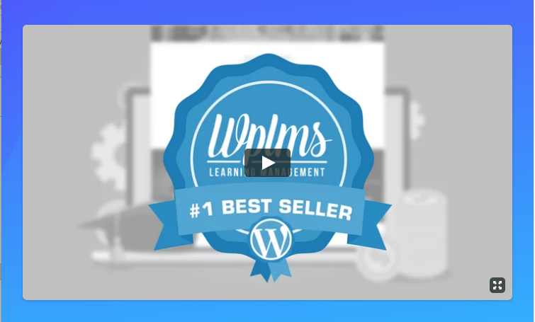 WPLMS WordPress LMS video wplms - WPLMS Learning Management System for WordPress, Education Theme