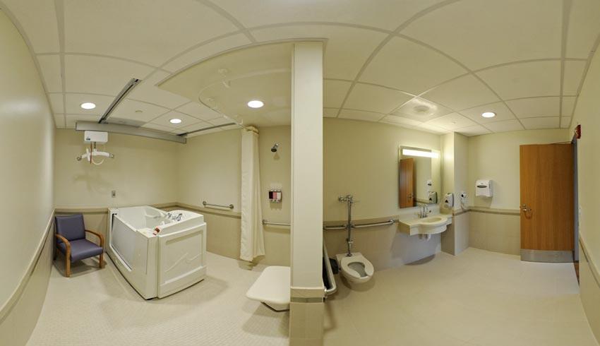 Virtual Tour of the Maternity Unit at St  Luke's Hospital
