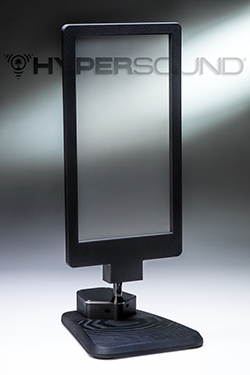 HyperSound Directional Audio Glass