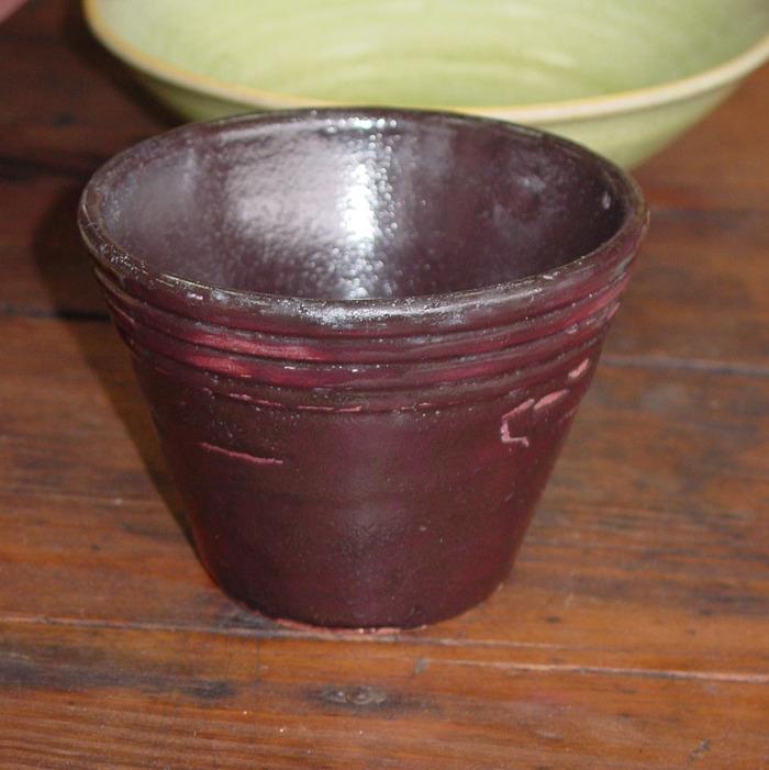 Dark Purple Pot 1937