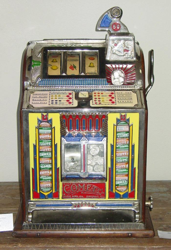5 Cent Slot Machin