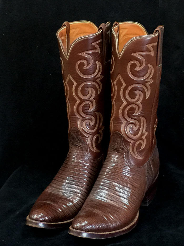 Lizard Boots