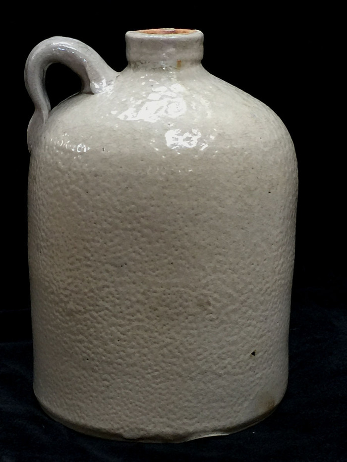 One Gallon Salt Glazed Jug