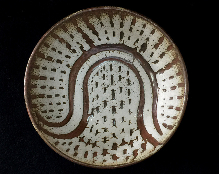 Awesome Sgraffito Bowl