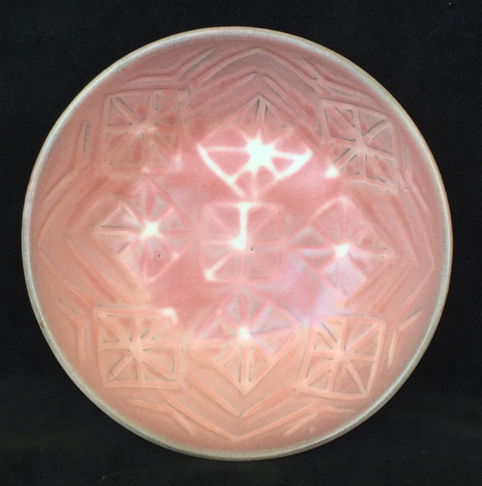 1987 Sgraffito Bowl
