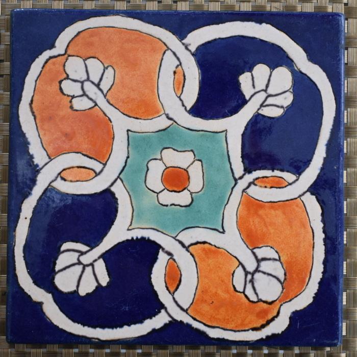 """""""Floral Tile"""""""