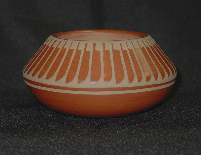 Red Pottery / San Ildefonso Pueblo, New Mexico