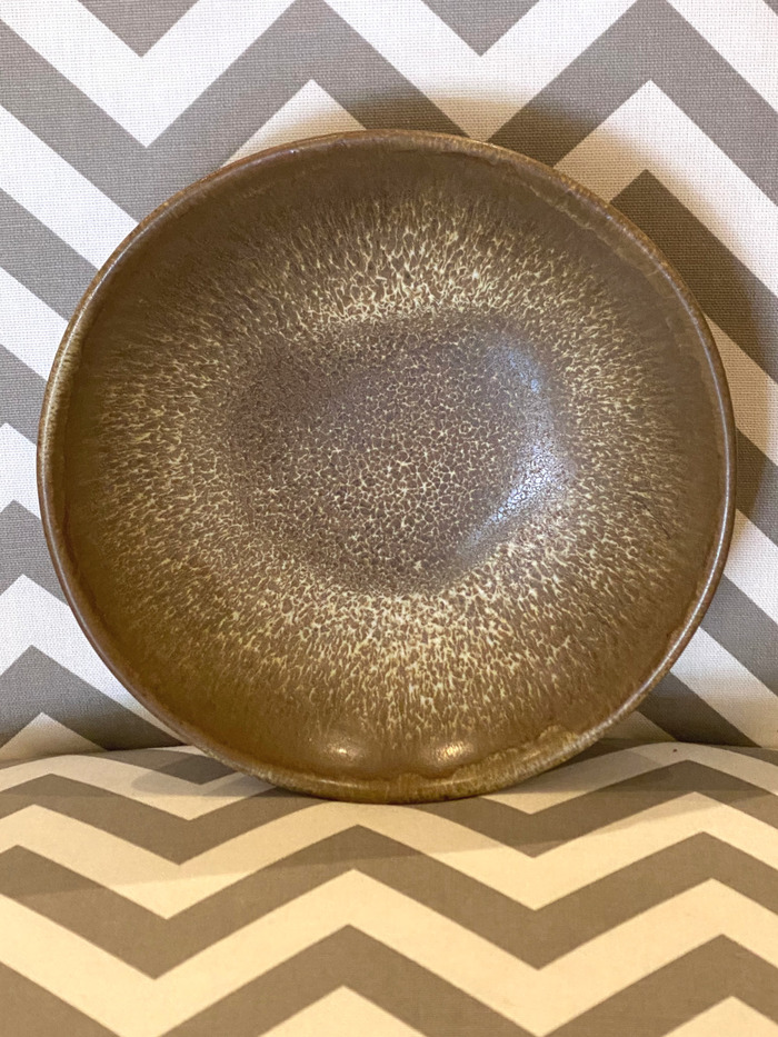 Bowl  Dated 1958